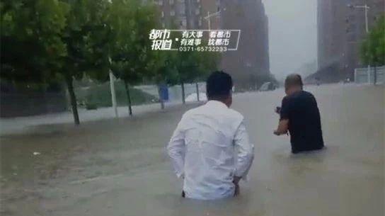 河南近26万人受灾 商丘7000人转移 经济损失超4千万