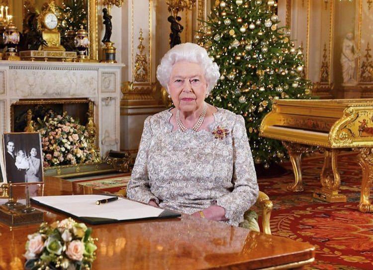 英国女王圣诞演讲:在位66年,罕见发表政见