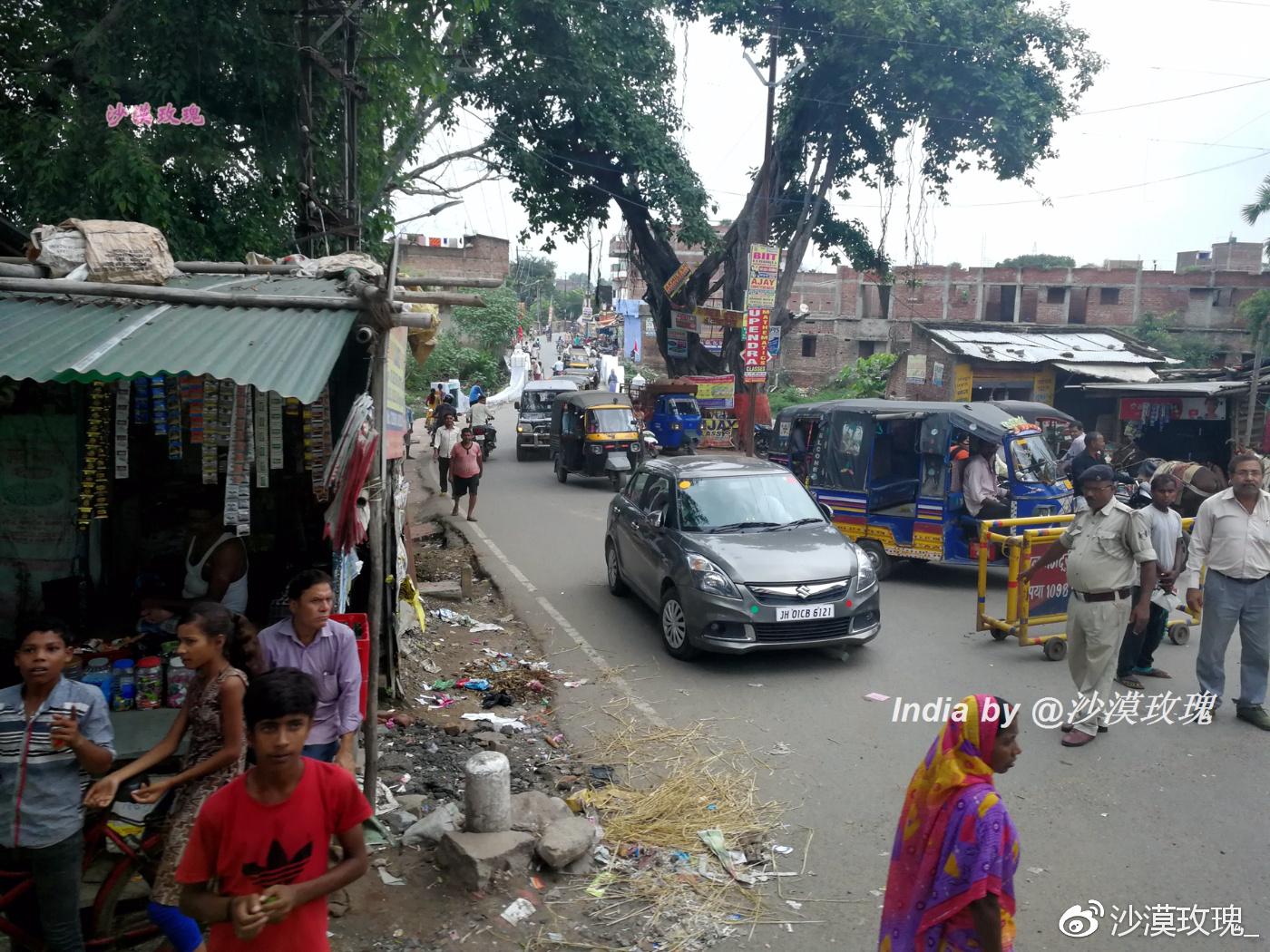 愿生命化作那朵莲花 一次非典型印度之旅
