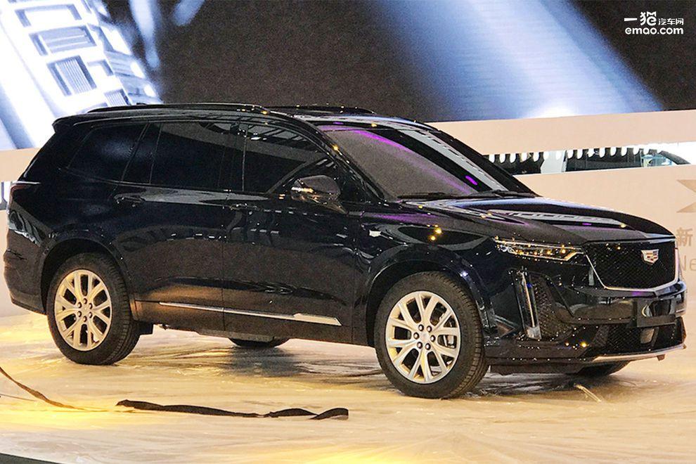 新增7座SUV车型 凯迪拉克XT6上海车展正式亮相