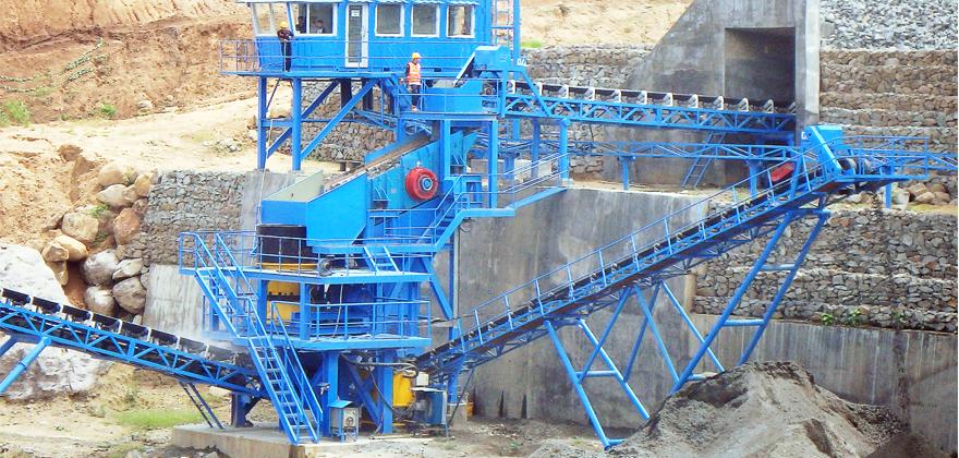 如何合理控制砂石骨料生产线的生产成本?