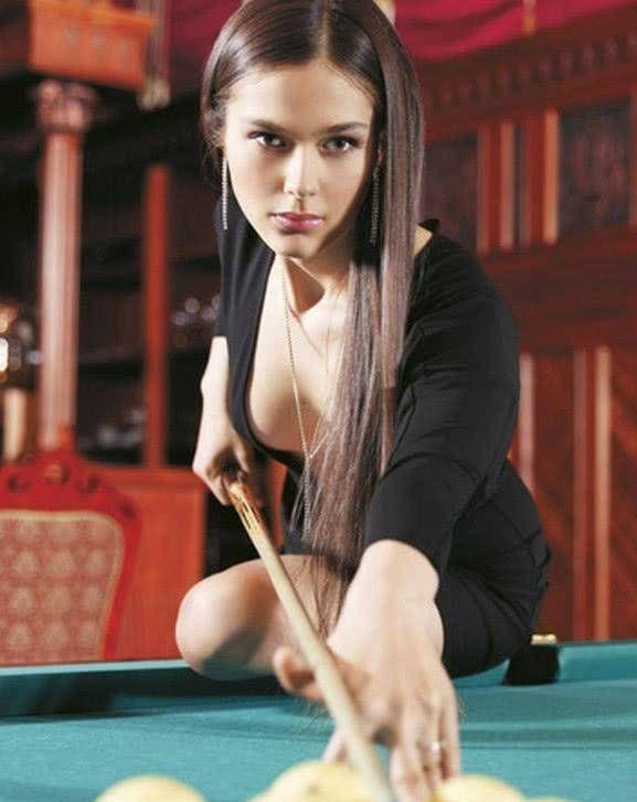 潘晓婷是最性感九球天后?让台湾九球女神,改变你的看法