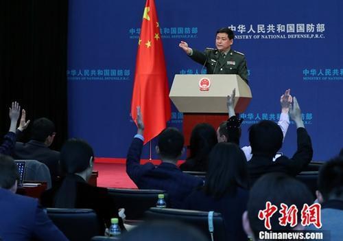 中国国防部:海军舰艇编队将赴香港靠泊