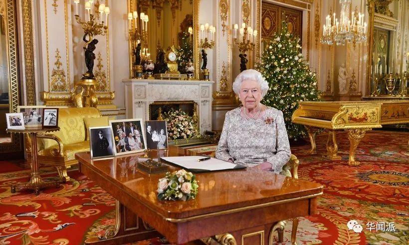 英女王圣诞演讲打破常规谈政治?到底说了什么