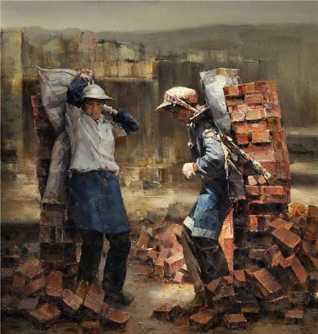 首届深圳大芬国际油画双年展开幕图片