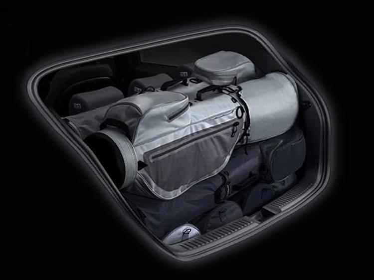 推纯电动和MHEV版本 双龙汽车全新一代柯兰多官图曝光