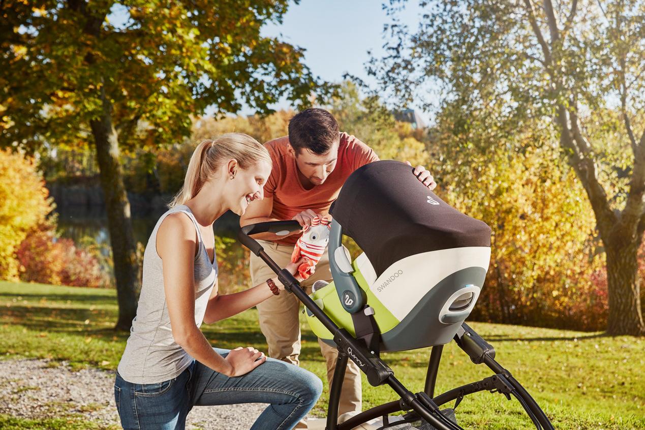 安全座椅品牌Swandoo尚安途助力2018年儿童交通安全立法宣传周
