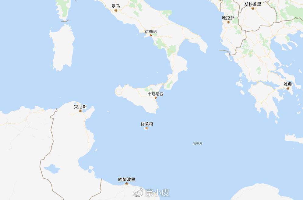 四天三夜,探寻地中海神秘岛国马耳他