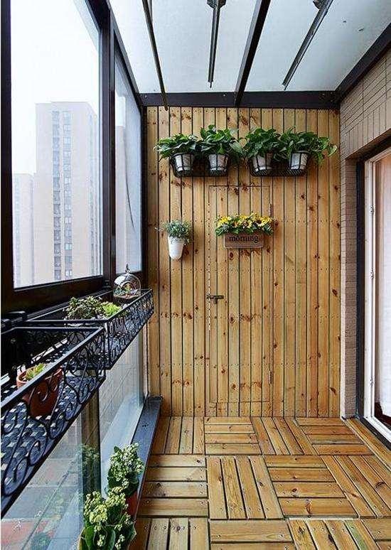 36款阳台装修设计效果图,实用又美观