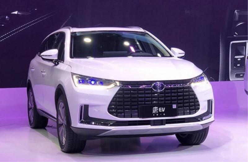 纯电汽车中哪些车子充电速度快?