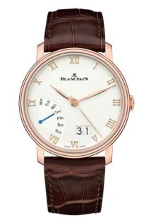 经典时计的缔造者 宝珀Blancpain 2018巴塞尔新品杰作亮相西安