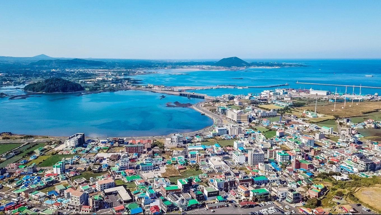 关于济州岛的记忆 这里有一个温暖的港湾