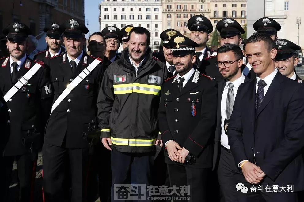 意大利副总理乱穿衣服惹众怒 工会要求依法严惩