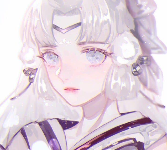 娥眉明眸·古风女生头像