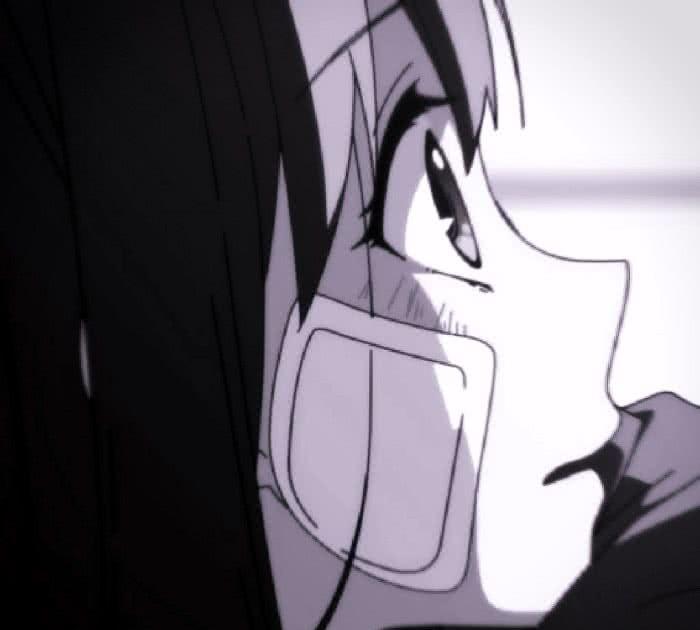 黑白·丧系·情侣头像:我不爱你了,换句话说