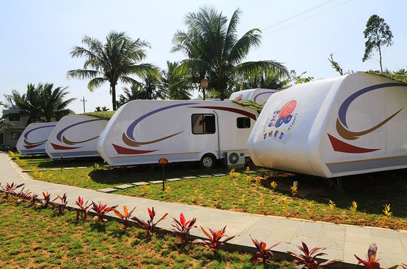 海南房车自驾游露营地,比豪华酒店更奢侈的海南露营之旅