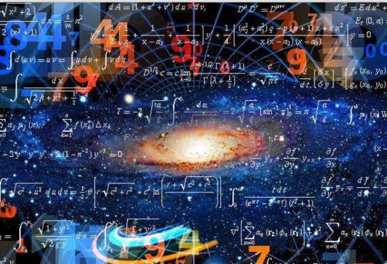 科学家与上帝_为何说数学是宇宙的通用语言?科学家:是\