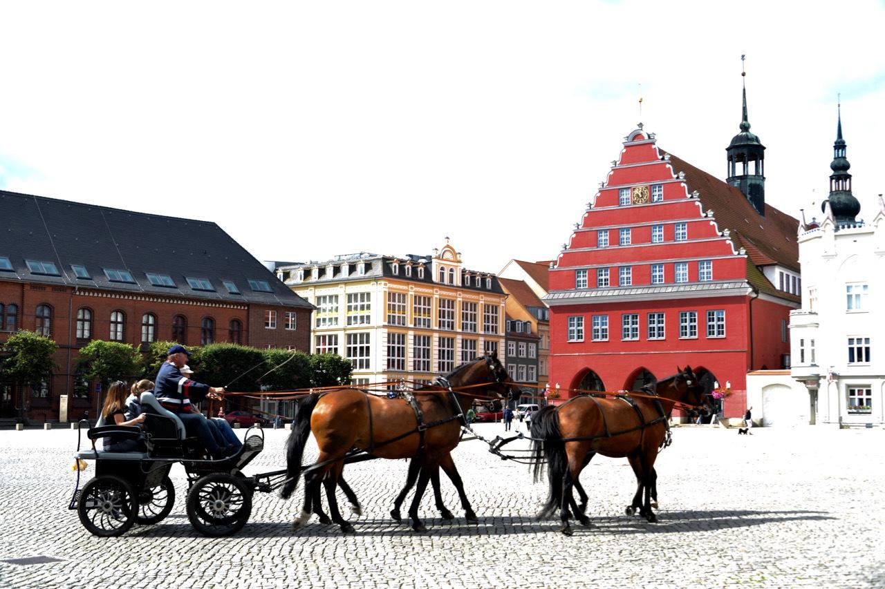 波罗的海边上 最美丽的古城渔村