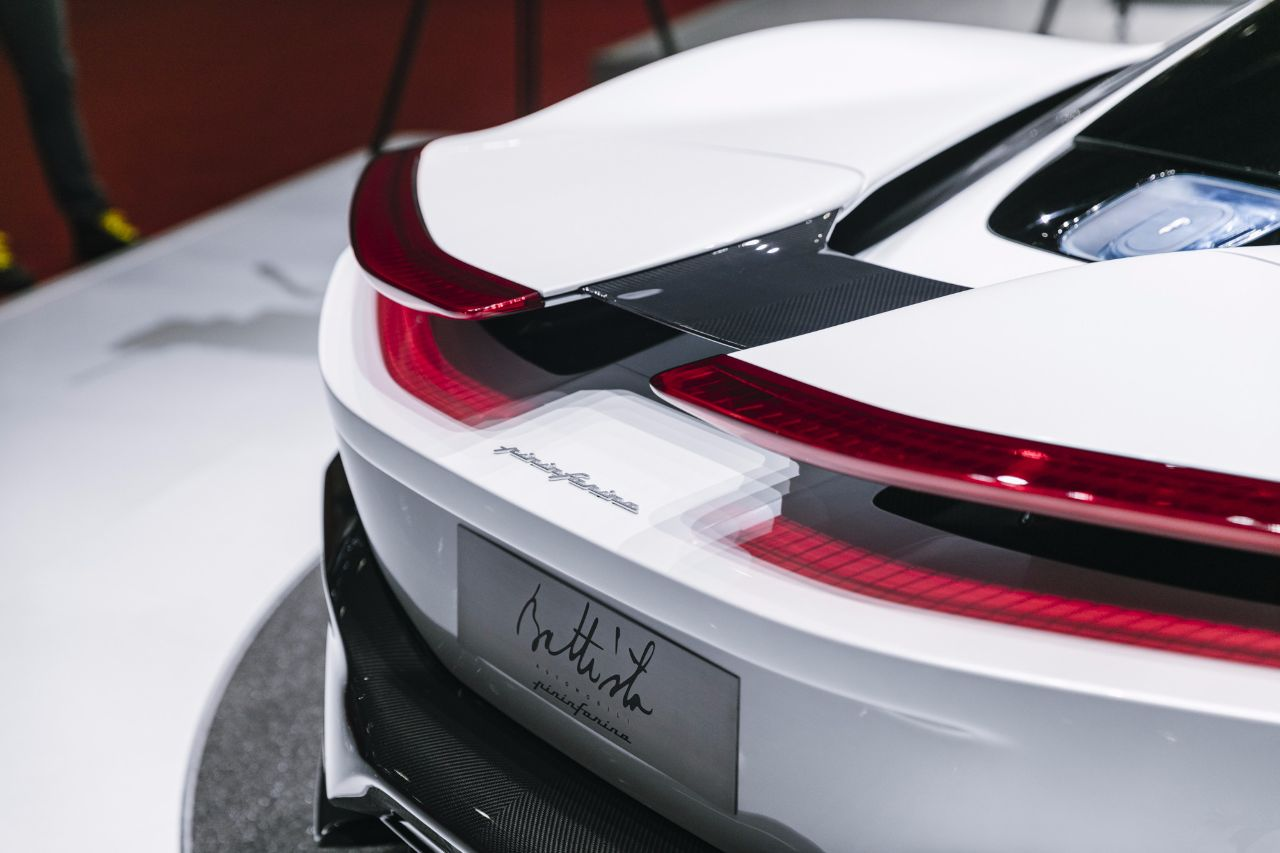 世界第一电动车,限量150台,1516万,加速比F1赛车快