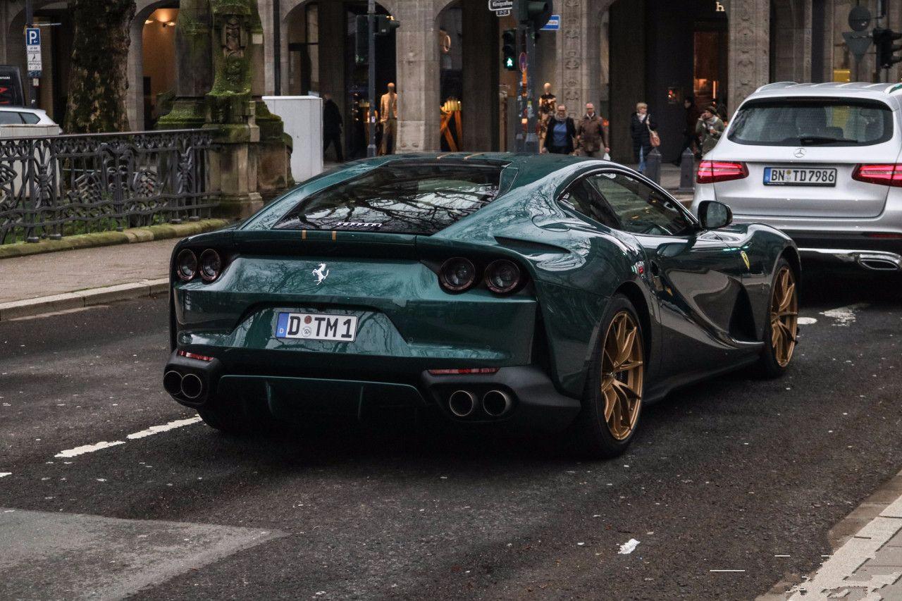 498.8万起,法拉利最强前置V12,比大哥拉法还快