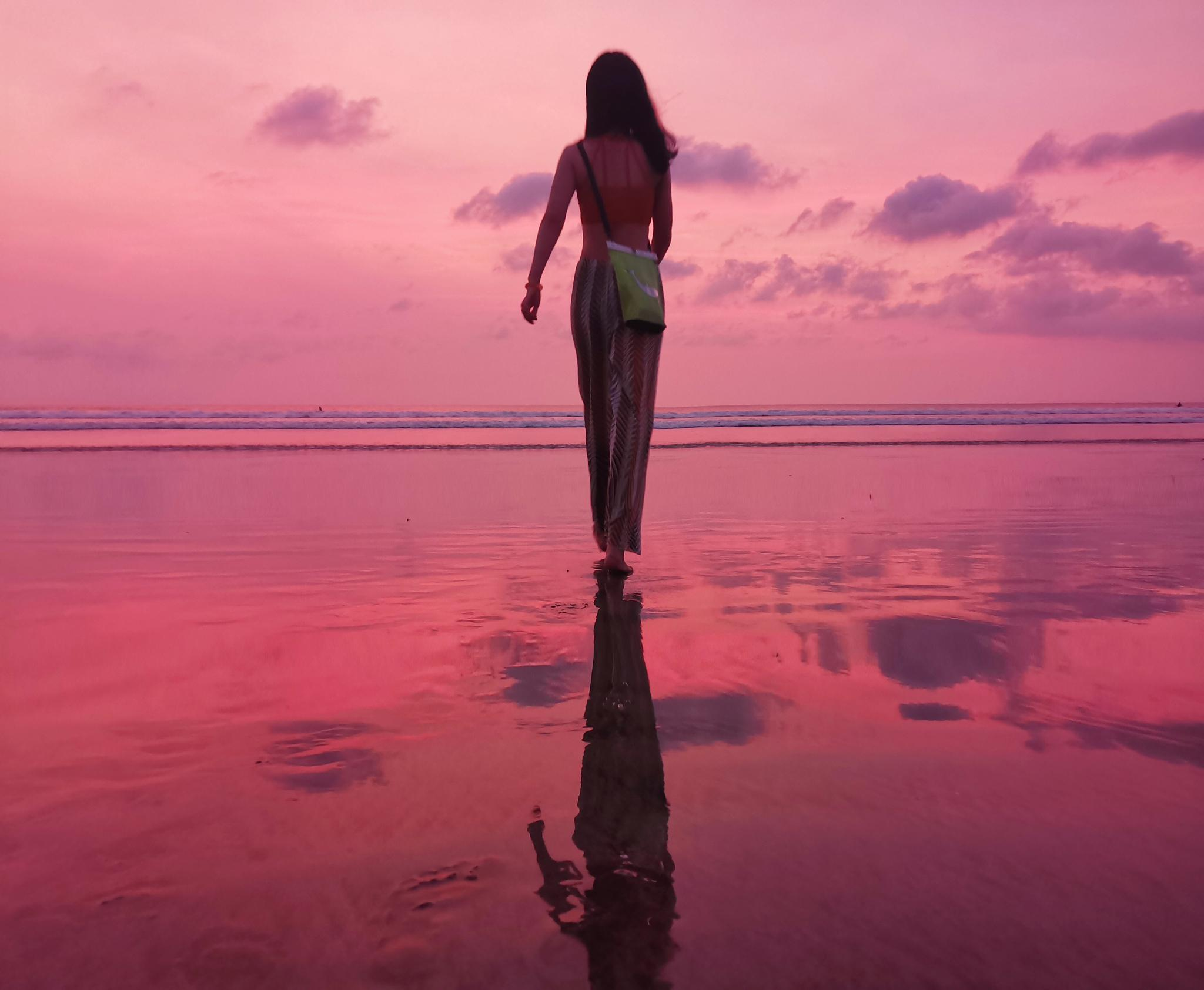 色彩斑斓的巴厘岛