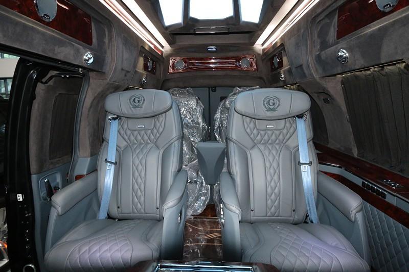 美国美系商务车GMC商务之星G760房车
