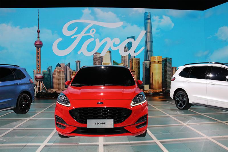 2019上海车展:长安福特ESCAPE ST-LINE正式发布