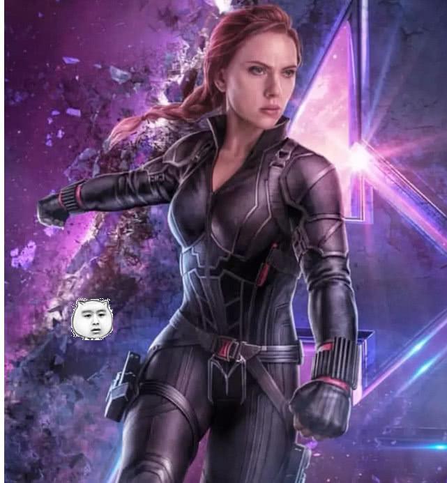 复仇者联盟4海报曝光,黑寡妇扎了辫子,浩克终于穿衣服