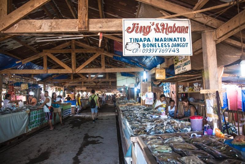 菲律宾海鲜市场比潜水有趣