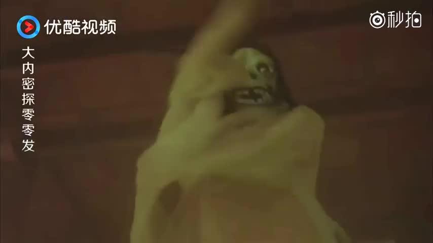 大内密探零零发:星爷和达叔的这场打斗很经典,天外飞仙果然厉害图片