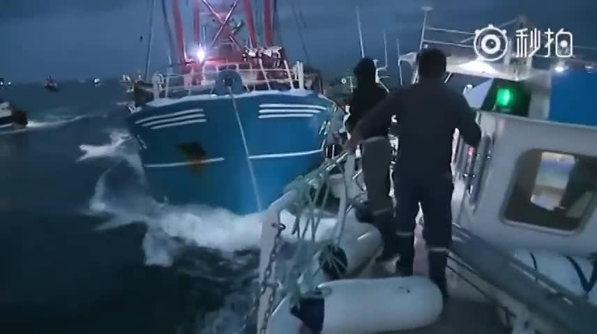 英法渔民为抢扇贝开船互撞 法方:再冲突让海军上