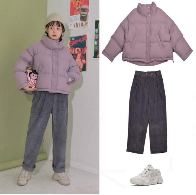 小个子女生冬季如何穿搭?9套显高又时髦的搭配,照着穿就很美