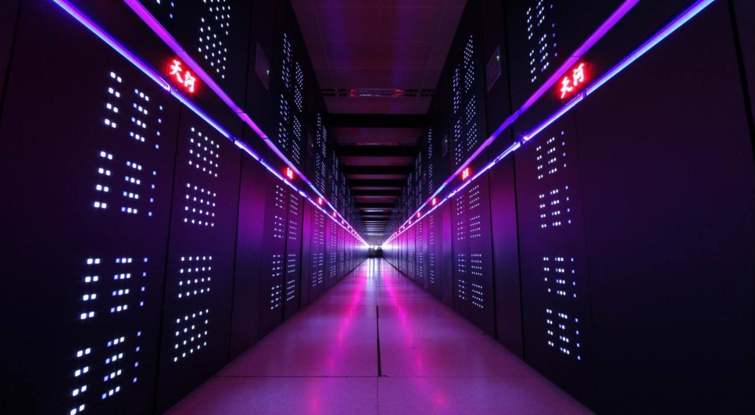 全球超级计算机排行榜,美国和中国有来有回,中国没令人失望