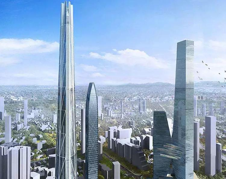东华镇政府大楼平面图