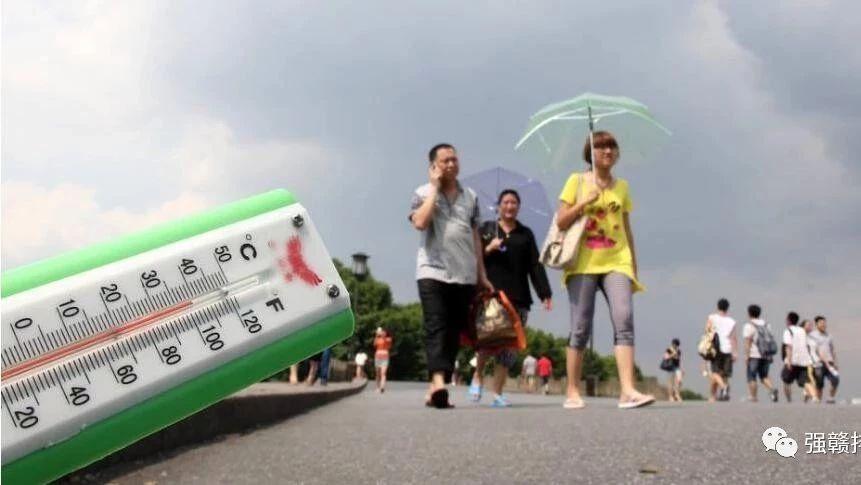 江西10市周末最高温超37℃ 一年最热的40天要来了