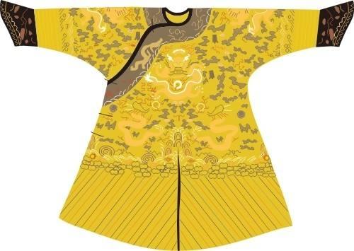 """""""黄袍""""是皇帝的""""专利""""吗,皇袍一定是黄色的?"""