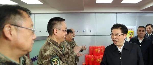 徐海荣看望慰问乌鲁木齐一线公安民警
