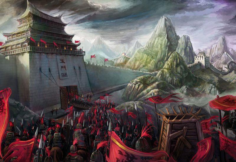 三国水军公认东吴第一,那么陆军谁能排第一?