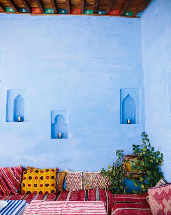 摩洛哥的色彩世界,一个为旅行而生的网红国家