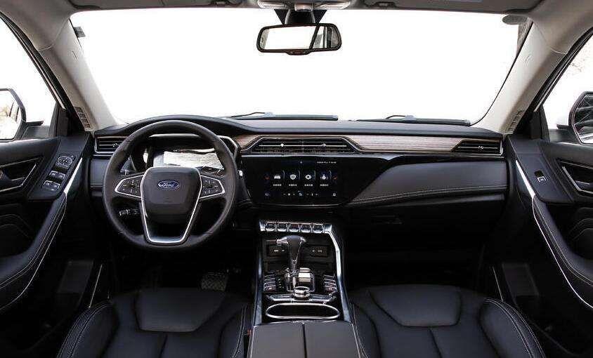 详测福特领界 这才是刚需型SUV该有的样子