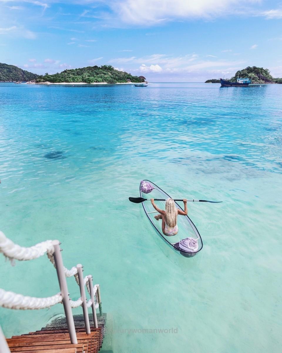 印尼巴瓦岛的私享假期