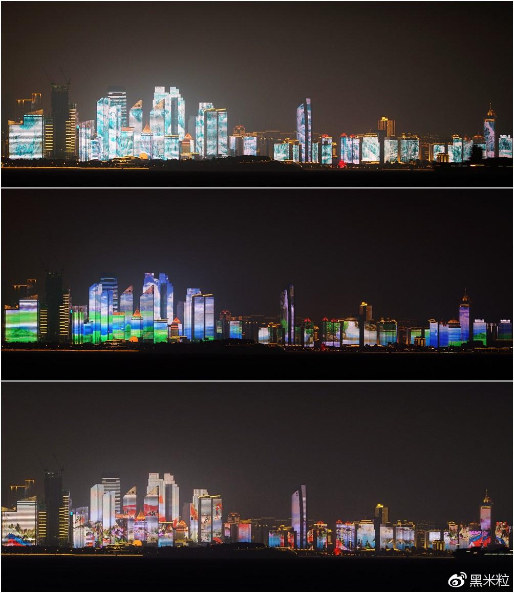 这个一生必去住一次的酒店,就在青岛,网红夜景一览无遗