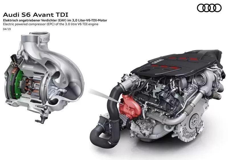 奥迪全新S6 Avant官图发布 百公里加速5.1秒年内上市