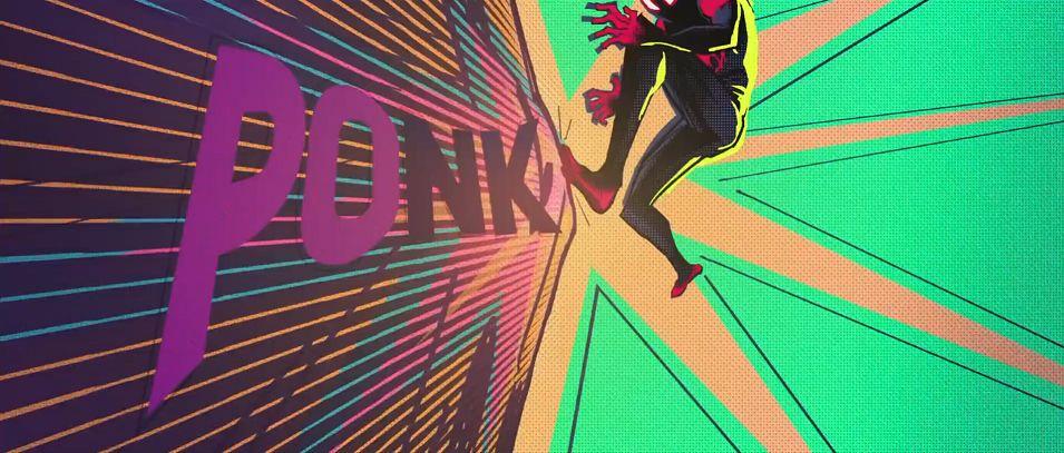 《蜘蛛侠:平行宇宙》口碑炸裂!靠着画风能否赢得奥斯卡最佳动画