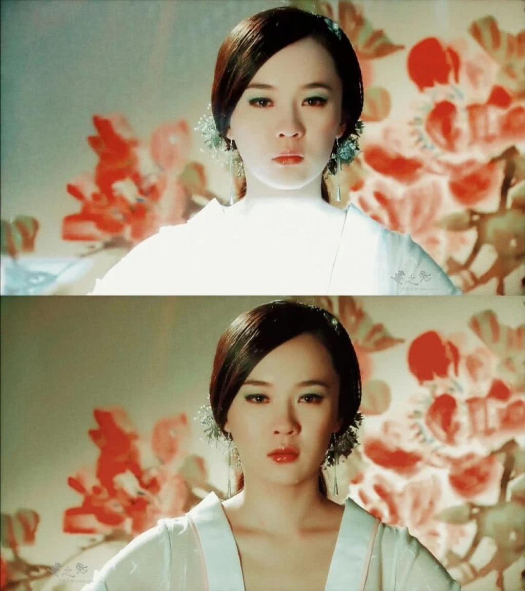 同样是出演苏妲己张馨予太妩媚,可林心如版也太让人无法接受图片