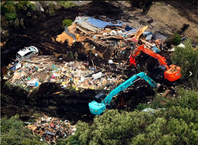 日本北海道地震已造成18人死亡 目前仍有19人失联