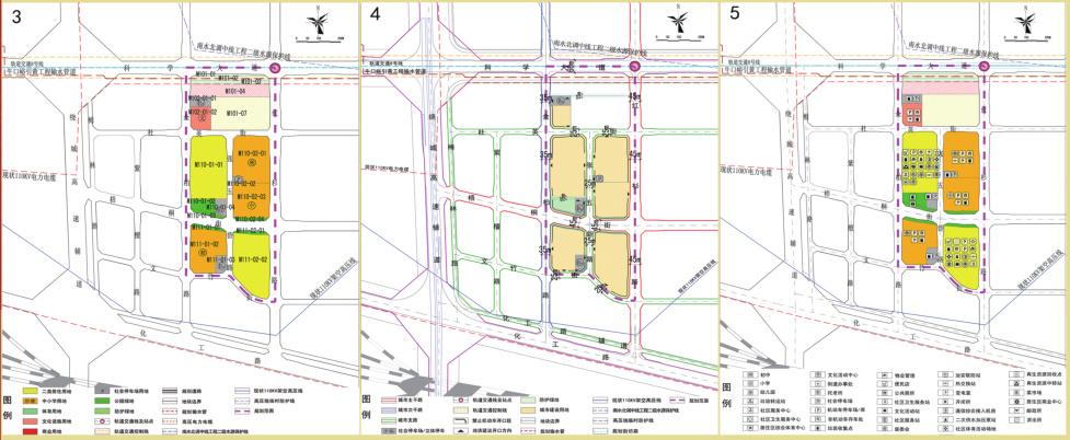 郑州高新区张五砦社区合村并城项目规划方案公示 | 附