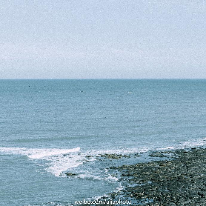 这么美的镇海角 是不是你说的远方