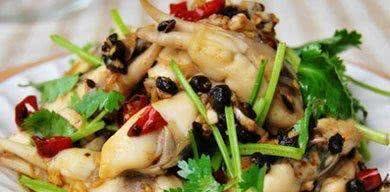 美食:酱烧黄鳝,韩国辣鱼汤,香辣豆豉拌蛏肉的家常教程图片