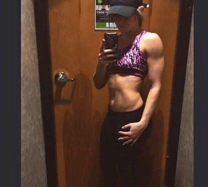 98斤到80斤小遂宁的减肥刷脂想要!经历刷脂的女孩子看减肥机构基数图片